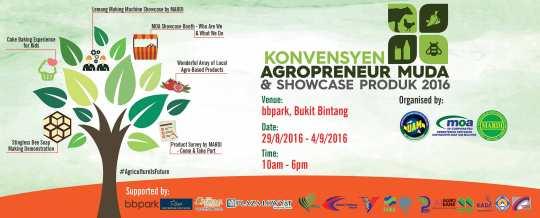 Konvensyen Agropreneur Muda & Showcase Produk 2016